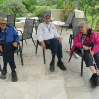 Tom, Bob and Darlene