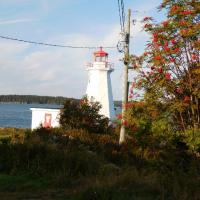 Greens Point Lighthouse