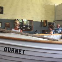 Gurnet Lifesaving station