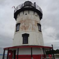 Another view of Tarrytown Lighthouse