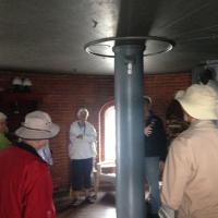 Tour inside the Tarrytown Lighthouse