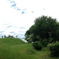 Scenic shot of Stony Point Lighthouse and Stony Point Battlefield State Historic Site
