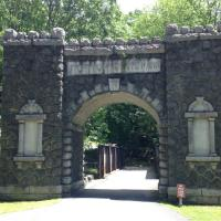 Entrance to Stony Point Battlefield State Historic Site