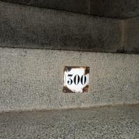 This numbered step just told you that you still had a ways to go to get to the top.