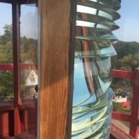 Port Burwell Lighthouse Lens