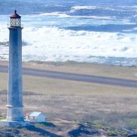 Kalaupapa Lighthouse on Molokai
