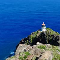 Makapu'u Light and view