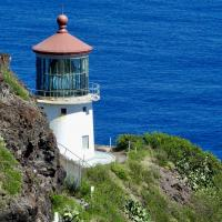 Another view of Makapu'u Lighthouse