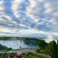 Niagara Falls from the Restaurant