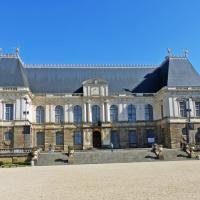 Tour of Rennes included the Parlement of Brittany.