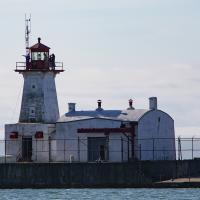 Port Colbourne Inner Lighthouse