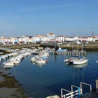 Arriving at Port Joinville on Ile d'Yeu