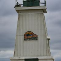 Port Maitland Lighthouse from other side