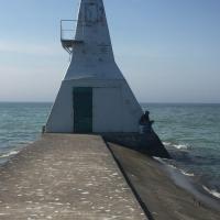 Rondeau West Pier Light