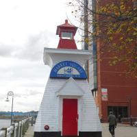 Saint John Faux Lighthouse
