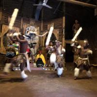 Shakaland Zulu dancers