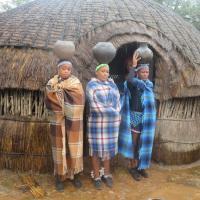 Shakaland ladies