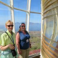 Shelly & Heather @ Robben Island