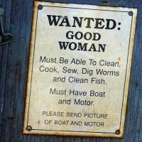 An great sign at the lightship marina.