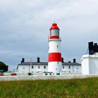 One of the best experiences of the tour was the Souter Lighthouse.
