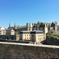 The walled city of St Malo had a long history of piracy, earning much wealth from local extortion and overseas adventures.