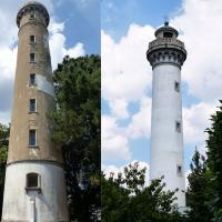 The Tour du Commerce & Phare de Kerlede completed the lighthouses visited on our second full day.