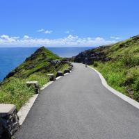 The trail to Makapu'u