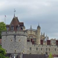 Our last major stop was at historic Windsor Castle.