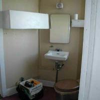 Bathroom on main floor.