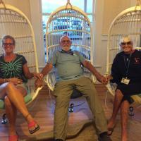 Relaxing in Martha's Vineyard