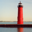 Wisconsin - September 18 - Kenosha North Pierhead - Photo Op